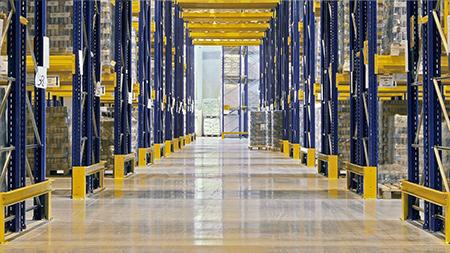 Modificación profesional de estanterías industriales
